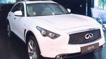Cần bán lại xe Infiniti QX70 năm sản xuất 2017, màu trắng, nhập khẩu