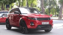 Cần bán LandRover Evoque đời 2013 màu đỏ, model 2014 đã qua sử dụng chất lượng cao