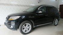 Bán xe Hyundai Santa Fe MLX 2.0 sản xuất 2009, màu đen, nhập khẩu chính chủ
