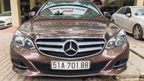 Bán Mercedes E250 2013, màu nâu, nội thất đen
