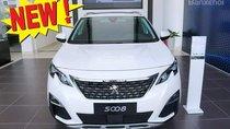 Bán 7 chỗ giao liền Peugeot 5008 1.6L Turbo, màu trắng, KM khủng - LH: 0909076622