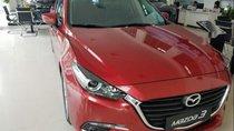 Cần bán lại xe Mazda 3 đời 2018, màu đỏ, giá chỉ 689 triệu