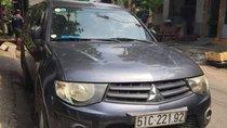 Cần bán lại xe Mitsubishi Triton năm sản xuất 2009, màu xám, giá tốt
