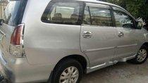 Cần bán lại xe Toyota Innova sản xuất 2009, màu bạc, giá chỉ 370 triệu