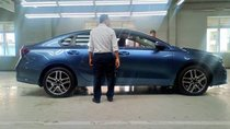 Bán Kia Cerato 2019, màu xanh lam, giá tốt