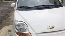 Bán Chevrolet Spark 2010, màu trắng, giá tốt