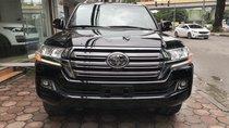 Bán Toyota Land Cruiser 5.7 V8 đời 2016, màu đen, nhập khẩu Mỹ