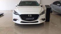 Bán Mazda 3 1.5AT 2018, màu trắng, xe nhập, 649tr