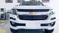 Bán Chevrolet Trailblazer đời 2018, màu trắng, xe nhập