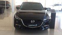 Bán xe Mazda 3 năm 2018, màu đen, nhập khẩu, giá tốt