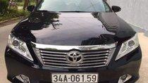 Cần bán Toyota Camry đời 2013, màu đen, 755 triệu