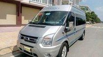 Bán Ford Transit đời 2014, màu bạc, giá chỉ 580 triệu