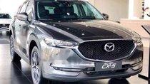 Bán Mazda CX 5 2.0 sản xuất năm 2018, màu xám, nhập khẩu, giá tốt