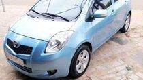 Bán Toyota Yaris sản xuất 2007, màu xanh lam, xe nhập