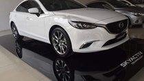 Bán Mazda 6 2.0 năm 2018, màu trắng, nhập khẩu