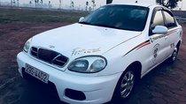 Cần bán xe Daewoo Lanos sản xuất năm 2002, màu trắng, giá tốt
