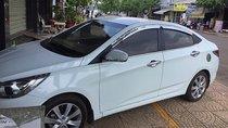 Bán Hyundai Accent 1.4 MT năm sản xuất 2009, màu trắng, nhập khẩu nguyên chiếc số sàn