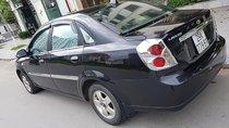 Cần bán Daewoo Lacetti năm sản xuất 2007, màu đen xe gia đình