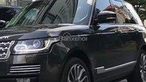Bán LandRover Range Rover sản xuất năm 2015, màu đen, nhập khẩu nguyên chiếc