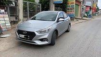 Bán ô tô Hyundai Accent 1.4MT Base năm 2018, màu bạc chính chủ