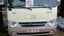 Bán xe Hyundai County đời 2009, màu kem (be), xe nhập