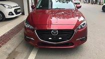 Bán xe Mazda 3 sản xuất 2018, màu đỏ
