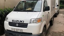 Cần bán gấp Suzuki Carry Pro đời 2017, màu trắng, nhập khẩu nguyên chiếc