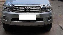 Cần bán gấp Toyota Fortuner năm sản xuất 2009, màu bạc, giá 580tr