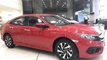 Bán Honda Civic 1.8 E đời 2018, màu đỏ, xe nhập, giá 763tr