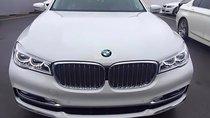 Bán BMW 7 Series 740Li năm sản xuất 2018, màu trắng, nhập khẩu nguyên chiếc