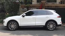 Bán Porsche Cayenne SX 2015, màu trắng, nhập khẩu