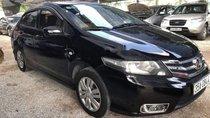 Bán xe Honda City đời 2013, màu đen số sàn, 298 triệu