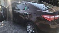 Chính chủ bán Toyota Corolla altis đời 2016, màu nâu