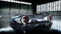 Gọi tên 10 mẫu concept siêu xe Mercedes độc lạ nhất toàn cầu