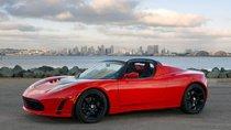 10 siêu xe điện tốt nhất hành tinh: Không thể thiếu Tesla Roadster