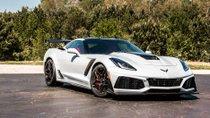 10 xe cơ bắp sử dụng động cơ V8 tốt nhất: Chevrolet Corvette ZL1 đứng đầu
