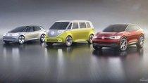 Đối với Volkswagen, ngày tàn của động cơ đốt trong đã đến