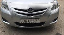 Cần bán Toyota Vios 1.5E 2008, màu bạc