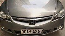 Bán xe chính chủ Honda Civic đời xe 2008, số tự động