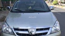 Cần bán xe Toyota Innova G sản xuất 2007, màu bạc, 340tr