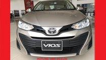 [Toyota An Sương] Toyota Vios 2019 giảm 22tr, 2 năm BHVC, DVD, camera de- chỉ cần trả trước 110tr nhận xe ngay