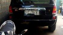 Bán Ford Escape đời 2003, màu đen, nhập khẩu nguyên chiếc