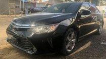 Cần bán lại xe Toyota Camry 2.5Q 2015, màu đen, nhập khẩu