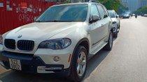 Cần bán BMW X5 3.0 AT sản xuất 2007, màu trắng, xe nhập