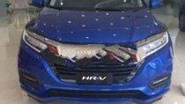 Bán Honda HR-V L đời 2018, màu xanh lam, giá 866tr