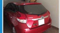 Bán xe Toyota Yaris 1.3G AT 2014, màu đỏ