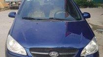 Cần bán Hyundai Getz đời 2010, màu xanh lam