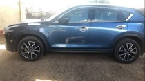 Bán xe Mazda CX 5 đời 2018, màu xanh lam