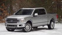 10 ô tô bán chạy nhất tại Mỹ tháng 11/2018: Ford F-Series dẫn đầu
