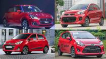 Suzuki Swift 2019 và Grand i10, Wigo, Morning: Xe nào trội hơn?